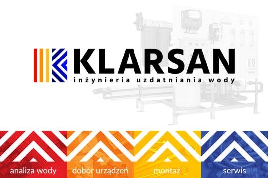 Nowa identyfikacja wizualna firmy Klarsan