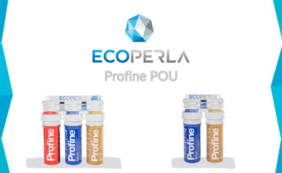 Ecoperla Profine POU Filtr Kuchenny