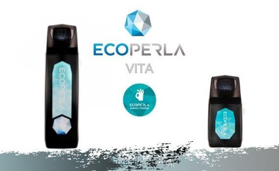 Kompaktowe zmiękczacze wody marki Ecoperla